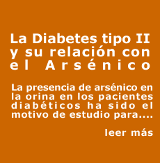 Diabetes y Arsenico